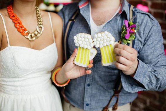 Kdyby svatbu plánoval ženich aneb láska v pívu :D - Obrázek č. 48