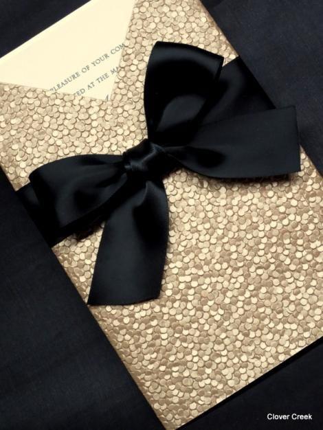 Černo-zlatá svatba - Obrázek č. 38