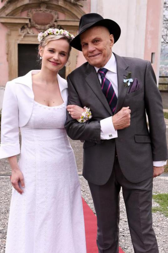 Svatby z filmů a seriálů - Přístav
