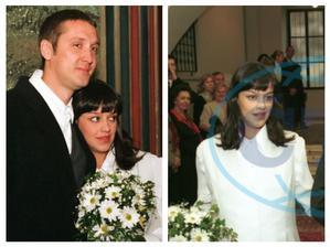 Tereza Brodská a Herbert Slavík (1995)