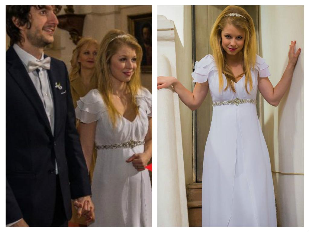 Svatby z filmů a seriálů - Doktoři z Počátků