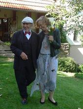 Jan Stivín a Lenka Luhanová (2016)