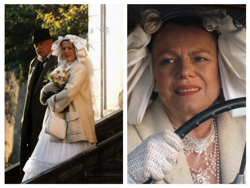 Svatby z filmů a seriálů - Co chytneš v žitě
