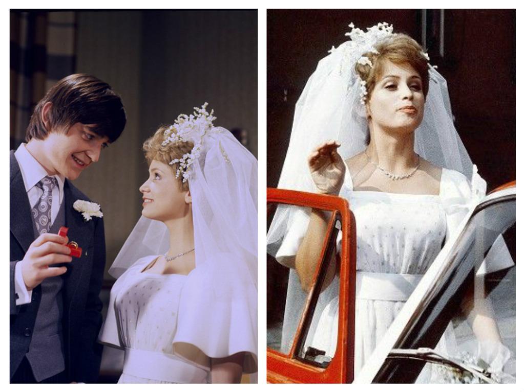 Svatby z filmů a seriálů - Arabela