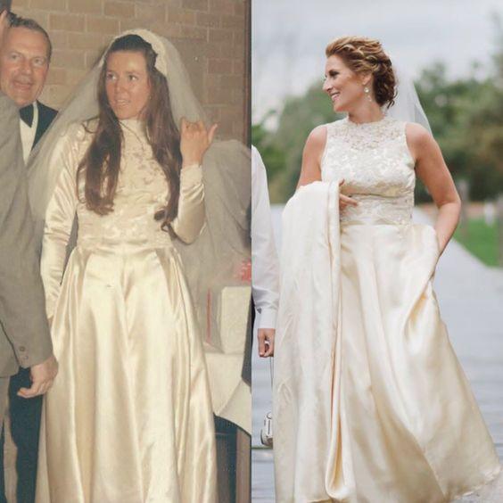 Maminčiny svatební šaty :) - Obrázek č. 53
