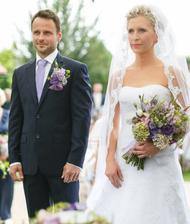 Zpěvačka Martha a manžel Jirka (2014)