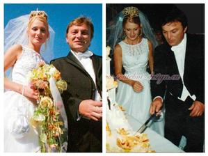 Pavel Trávníček a Lucie Vrbová (2000)