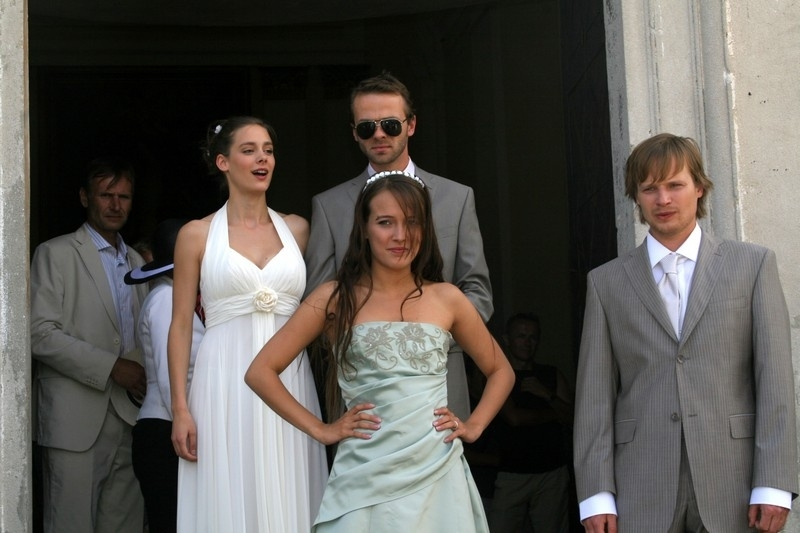 Svatby z filmů a seriálů - Bobule 2