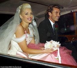 Gwen Stefani a Gevin Rossdale (2002)