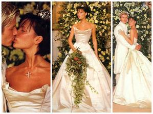 David Beckham a Victoria Adams (1999)