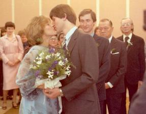 Jan Hrušínský a Miluše Šplechtová (1984)
