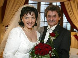 Jiří Brabec a Šárka Rezková (2003)