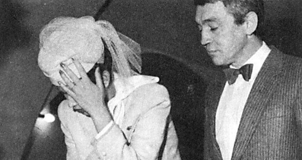 Svatby celebrit - Jiří Krampol a manželka Marta