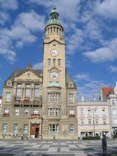 Radnice Prostějov