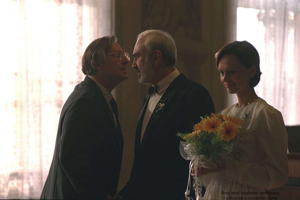 Svatby z filmů a seriálů - Kolja