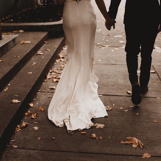 Foto - ženich a nevěsta - Obrázek č. 429