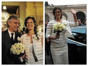 Andrea Bocelli a Veronica Berti (2014)