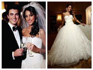 Kevin Jonas a Danielle Deleasa (2009)