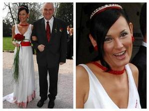 Michaela Salačová a Dalin Vajčner (2007)