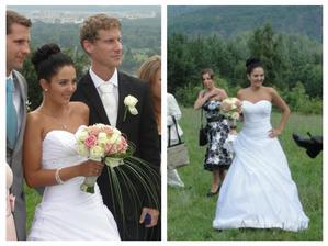 Jaromír Nosek a manželka Ivana (2011)