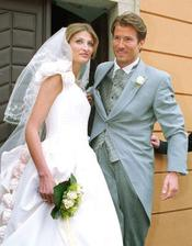 Tereza Maxová a Frederik Fetterlein (2000)