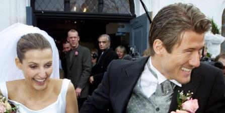 Nevím, jestli je to reálné, ale opravdu to vypadá jako fotka z další svatby Terezy Maxové a Frederika Fetterleina. Nevíte někdo, zda měli dvě? :-