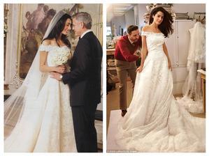 George Clooney a Amal Alamuddin (2014)