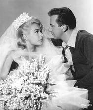 Bobby Darin a Sandra Dee (1960)