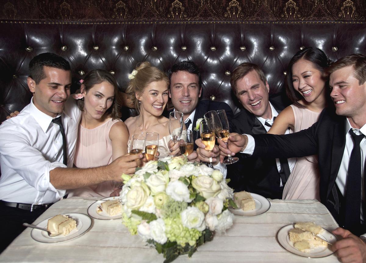 Svatby z filmů a seriálů - Zmizelá