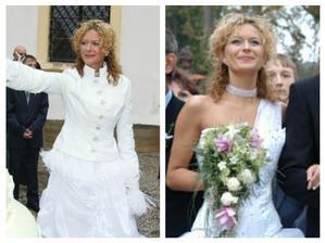 Kateřina Stočesová a Daniel Bezouška (2003)