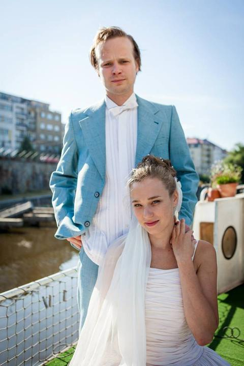 Svatby z filmů a seriálů - Neviditelní