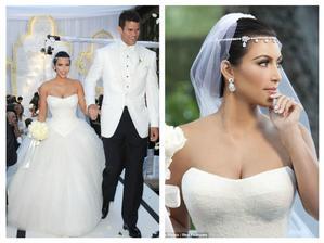 Kim Kardashian a Kris Humphries (2011)