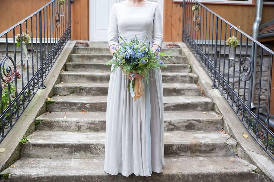 Svatební šaty - Marie Mukařovská - Obrázek č. 99