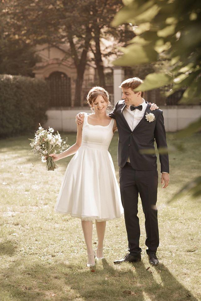 Svatební šaty - Marie Mukařovská - Obrázek č. 100