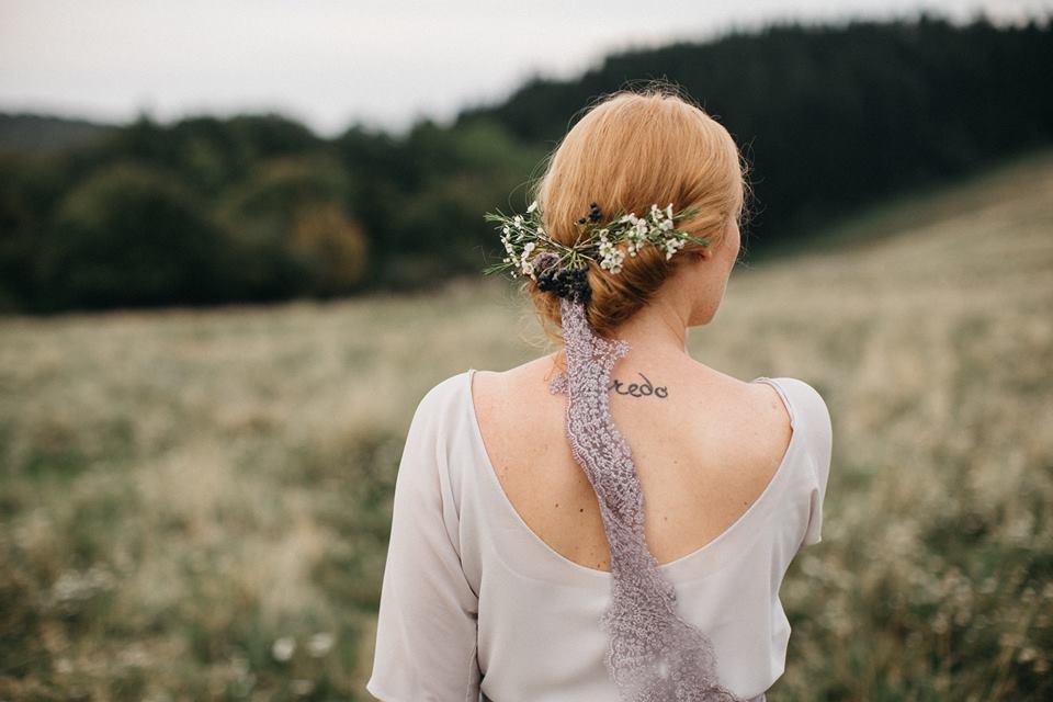 Svatební šaty - Marie Mukařovská - Obrázek č. 101
