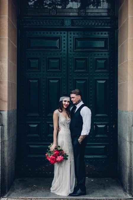 Foto - ženich a nevěsta - Obrázek č. 433