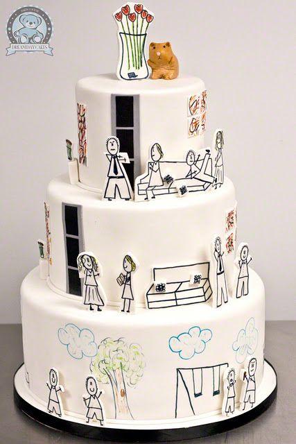 Trochu jiné dorty - Obrázek č. 89