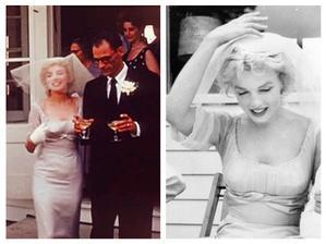 Marilyn Monroe a Arthur Miller (1956)