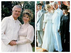 Jane Fonda a Ted Turner (1991)