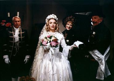 Svatby z filmů a seriálů - Modrá krev