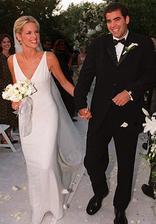 Bridgette Wilson a Pete Sampras (2000)