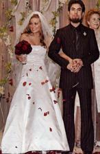 Carmen Electra a Dave Navarro (2003)
