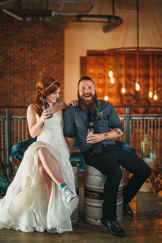 Kdyby svatbu plánoval ženich aneb láska v pívu :D - Obrázek č. 52