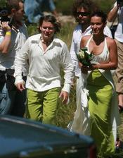 Matěj Ruppert a Karolína Chytková (2007)