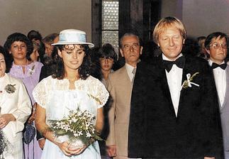 Luděk Sobota a Adriena Vlasáková (1983)