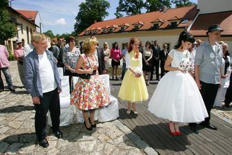Simony svatba