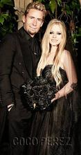 Avril Lavigne a Chad Kroeger (2013)