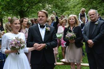 Martin Bursík a Kateřina Jacques (2015)