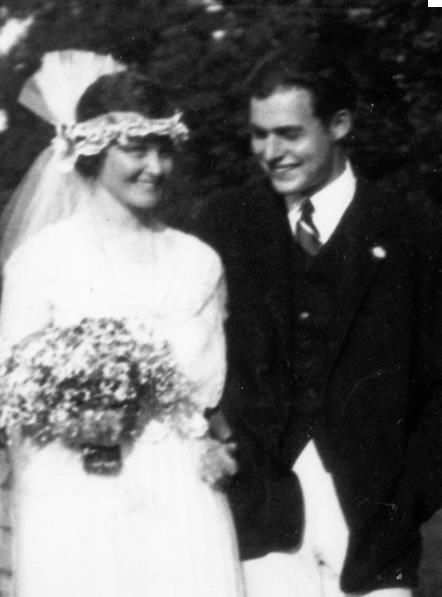 Svatby celebrit - Ernest Hemingway a Hadley Richardson (1921)