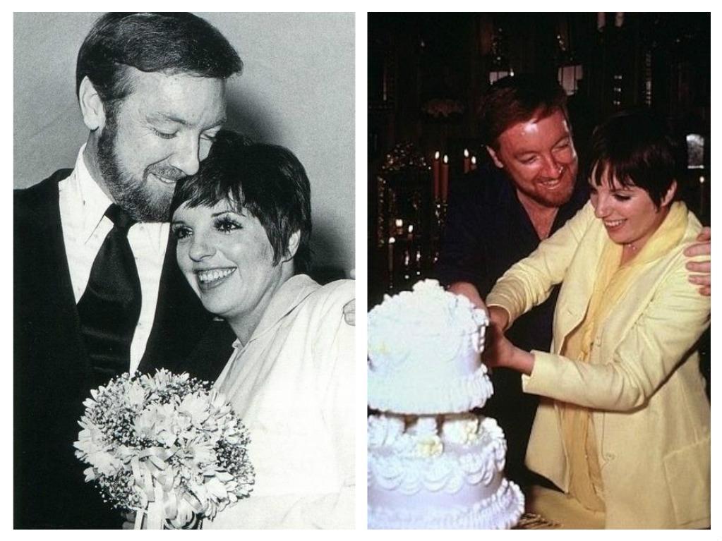 Svatby celebrit - Liza Minnelli a Jack Haley Jr. (1974)